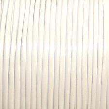 100 YARDS (91m) SPOOL WHITE REXLACE PLASTIC LACING CRAFTS CYBERLOX