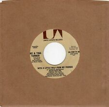 Ike & Tina Turner-With A Little Help Fro My Friends (VG+)