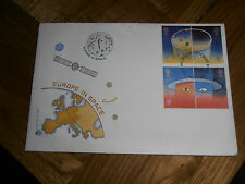 VGC - STUART FIRST DAY COVER EUROPE IN SPACE