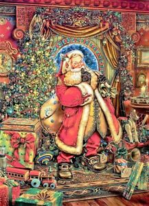 Christmas Presence By Myles Pinkney 1000 Piece Cobble Hill New Sealed Jigsaw
