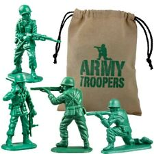 Kids Army Set Of Toy Soldiers Gift Set - Nice Colour Box