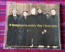 Boyzone ~ Everyday I Love You ( Malaysia Press ) Cd
