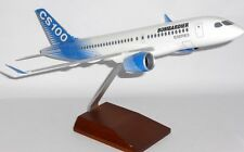 Bombardier CS-100 House Demo Livery, Corporate Model, Skymarks 1:100