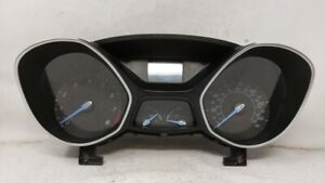2012-2018 Ford Focus Speedometer Instrument Cluster Gauges 93120