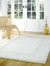 Bordered Modern Hand-Tufted Rugs