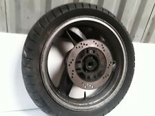 Kawasaki zzr600 1993 Rear Wheel And Disc