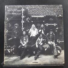 The Allman Brothers Band - At Fillmore East 2 LP VG+ SD 2-802 Vinyl Record 1st