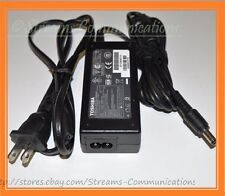 TOSHIBA Satellite A505-S6040 Laptop AC Adapter Notebook Charger