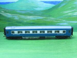 Triang Hornby R426 Blue Pullman parlour car coach W60745  - OO vgc
