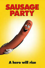 Sausage Party (DVD, 2016)