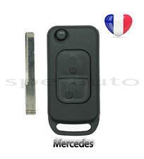 plip coque clé télécommande Mercedes Benz 2 boutons W124 W168 W208 W210 Sprinter