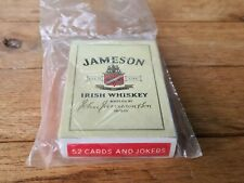 More details for rare jameson whiskey deck of playing cards  mancave pub drinks memorabilia
