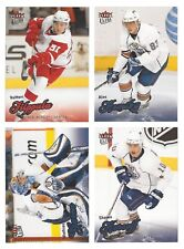 2008/09 Upper Deck MVP Fleer Ultra + Hockey - Finish Your Set- Pick 20