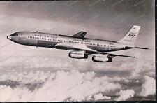 Foto-AK-Boeing 707-320Intercontinental N714 PA U.S.A Flugzeug-airplane-