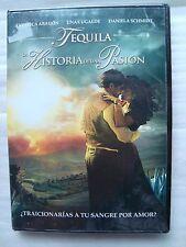 TEQUILA LA HISTORIA DE UNA PASION Region1&4 NEW DVD UNAX UGALDE DANIELA SCHMIDT