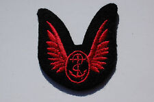 Fleet Air Arm - Aircrew Wings - Traditional Felt -Sew On Patch - No488