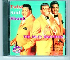 (HJ681) The Isley Brothers, Twist And Shout - 1994 CD