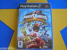 POWER RANGERS DINO THUNDER - PLAYSTATION 2 - PS2