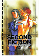 Final Fantasy 7 Vii Doujinshi Comic Reno x Tseng Second Fiction 2 Asia (02) Bl
