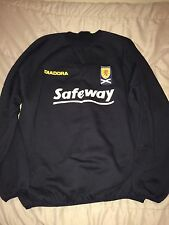 Diadora Sheffield Wednesday FC Scotland Training Sweater Small