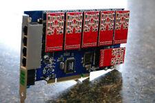 TDM1600P Version 2 16 port FXS/FXO card tdm400p,tdm800p,tdm410p,ax1600p,za16p