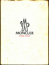 Moncler Gamme Rouge Autumn-Winter 2008-2009 Collection Catalog Photo Book