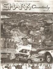FALL 1998 CORVETTE SHARK QUARTERLY James Garner's AIR Cars Paul Schnoes