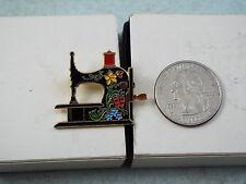 ANTIQUE SEWING MACHINE PIN