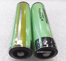 2x Genuine Original Japan Panasonic New NCR18650B 3.7V 3400mAH Protected Battery