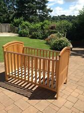 Mothercare Nursery Cotbeds with Teething Rails