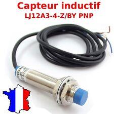 lj12a3-4-z/by PNP - capteur de proximite inductif 3 fils - auto bed leveling