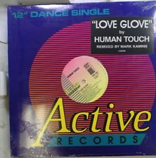 """R&B/Soul Sealed 12"""" Lp Human Touch Love Glove On Active"""