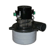Vacuum Motor 24 Volt 3 Stage Fits Advance Convertamatic 24, other part #56412218