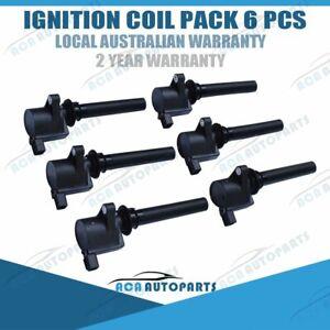 Ignition Coil For Ford Escape BA 2001-2008 3.0 V6 For Mazda MPV II Tribute 3.0L