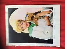 m2e ephemera 1950s film picture stella stevens man trap