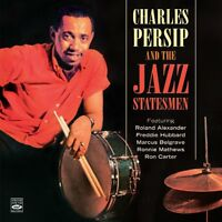 Charles Persip: AND THE JAZZ STATESMEN + PLEASURE BENT (2 LPS ON 1 CD)