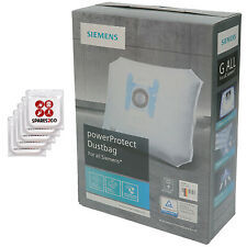 1-3-5 Hepa Filter geeignet Siemens VSZ4G330//01 Z4.0 VSZ4GP1267//01 green power