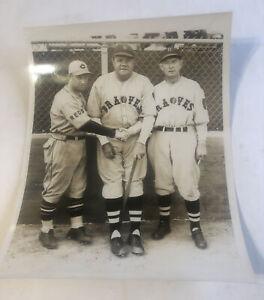 Original Babe Ruth Photo 1930s