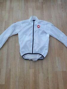 Castelli rain jacket
