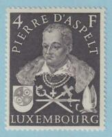 LUXEMBOURG 297 MINT NEVER HINGED OG **  NO FAULTS EXTRA  FINE!