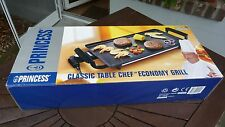 Elektro Grill, Princess TABLE CHEF, Economy Grill, grillen + braten ohne Fett