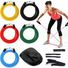 11in1 Gymnastikband Fitnessbänder Training Widerstand Bänder Set Yoga Latex