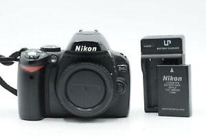 Nikon D40 6.1MP Digital SLR Camera Body #161