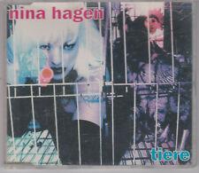 CD's  Nina Hagen – Tiere RCA – 74321 32403 2  1995