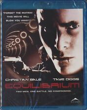 Equilibrium (Blu-ray Disc, 2009, Canadian) Christian Bale