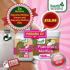 Pueraria Mirifica Natural BREAST ENLARGEMENT CREAM BUST Collagen FEMINIZER CREAM