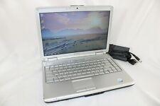 Dell Inspiron 1420 Windows 7 Pro 32 Bit Laptop 160GB *BAD SPEAKERS - READ