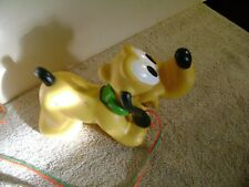 Vintage Walt Disney 7� Goofy Pull Toy
