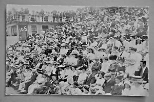 Postcard, Group Portrait, Early 1900's, Unknown Event