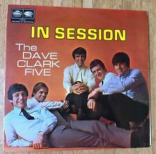 THE DAVE CLARK FIVE In Session LP
